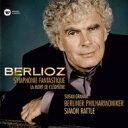 Composer: Ha Line - 【送料無料】 Berlioz ベルリオーズ / 幻想交響曲、クレオパトラの死 ラトル & ベルリン・フィル、グラハム 【SACD】