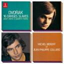 Composer: Ta Line - Dvorak ドボルザーク / Slavonic Dances: Beroff Collard(P) 【CD】