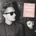 Gregers L. Mogstad / Friday Vibes 【CD】