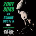 Artist Name: Z - Zoot Sims ズートシムズ / At Ronnie Scott's 1961 輸入盤 【CD】