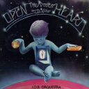 Artist Name: J - J.o.b. Orquestra / Open The Doors To Your Heart 【CD】