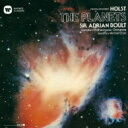Composer: Ha Line - 【送料無料】 Holst ホルスト / The Planets: Boult / Lpo 【SACD】