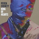 Artist Name: P - Peven Everett ペブンエベレット / King Of Hearts 【CD】