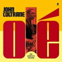 John Coltrane ジョンコルトレーン / Ole Coltrane - The Complete Session (180グラム重量盤) 【LP】