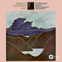 作曲家名: Sa行 - Sibelius シベリウス / 交響曲第2番 カラヤン&ベルリン・フィル 【CD】