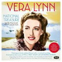 Artist Name: V - 【送料無料】 Vera Lynn / National Treasure : The Ultimate Collection 輸入盤 【CD】