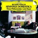 Composer: Sa Line - Strauss, R. シュトラウス / 家庭交響曲 マゼール&ウィーン・フィル 【SHM-CD】