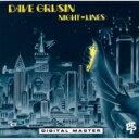 艺人名: D - Dave Grusin デイブグルーシン / Night Lines 【CD】