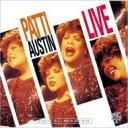 Patti Austin パティオースティン / Live 【CD】