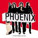 Artist Name: P - Phoenix フォニックス / It's Never Been Like That 【CD】