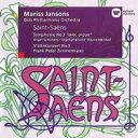 Composer: Sa Line - Saint-Saens サン=サーンス / Sym, 3, Violin Concerto, 3, : F.p.zimmerman(Vn) Jansons / Oslo Po 【CD】