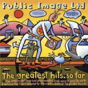 Public Image LTD パブリックイメージリミテッド / Greatest Hits So Far 【LP】