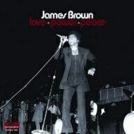 【送料無料】 James Brown ジェームスブラウン / Love Power Peace (3枚組アナログレコード) 【LP】