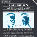 Composer: Na Line - 【送料無料】 Nielsen ニールセン / Comp.wind Chamber Music: Bergen Wind Quintet 輸入盤 【CD】