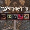 Artist Name: J - 【送料無料】 Jethro Tull ジェスロタル / 5CD Original Album Series Box Set (5CD) 輸入盤 【CD】