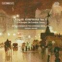 Composer: A Line - 【送料無料】 Elgar エルガー / 交響曲第1番、序曲『コケイン』 オラモ&ロイヤル・ストックホルム・フィル 輸入盤 【SACD】