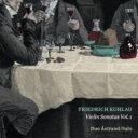 クーラウ(1786-1832) / ヴァイオリン・ソナタ集第1集 オストラン、サロ 輸入盤 【CD】