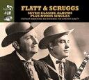 Artist Name: F - Flatt & Scruggs / Seven Classic Albums Plus 輸入盤 【CD】