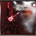 Artist Name: Y - 【送料無料】 Yngwie Malmsteen イングベイマルムスティーン / Spellbound Live In Tampa 【SHM-CD】