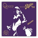 Artist Name: Q - 【送料無料】 Queen クイーン / Live At The Rainbow '74 (Super Deluxe Box)(+brd) 【SHM-CD】