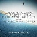 【送料無料】 Hans Zimmer ハンスジマー / Definitive: London Music Works & The City Of Prague Philharmonic Orchestra 輸入盤 【CD】