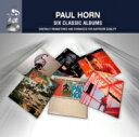 Artist Name: P - Paul Horn ポールホーン / 6 Classic Albums 輸入盤 【CD】