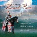 【送料無料】 Handel ヘンデル / 『イングランド王リチャード1世』全曲 グッドウィン&バーゼル室内管、ザッゾ、リアル、他(2007 ステレオ)(3CD+CD−ROM) 輸入盤 【CD】