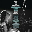 Artist Name: B - Billy Childs / Map To The Treasure: Reimagining Laura Nyro 輸入盤 【CD】