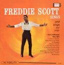 Freddie Scott / Hey Girl 【CD】