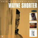 藝人名: W - Wayne Shorter ウェインショーター / Original Album Classics (3CD) 輸入盤 【CD】