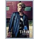 Kim Hyun Joong (SS501 リーダー) キムヒョンジュン / 4th Mini Album: TIMING 【CD】