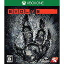 【送料無料】 Game Soft (Xbox One) / Evolve(エボルブ) 【GAME】