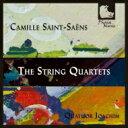 Composer: Sa Line - Saint-Saens サン=サーンス / 弦楽四重奏曲第1番、第2番 ヨアヒム四重奏団 輸入盤 【CD】