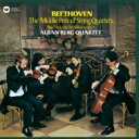 Composer: Ha Line - Beethoven ベートーヴェン / String Quartet, 7, 8: Alban Berg Q (1979, 1978) 【CD】