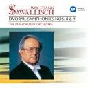 作曲家名: Ta行 - Dvorak ドボルザーク / Sym, 8, 9, : Sawallisch / Philadelphia O 【CD】