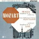 Composer: Ma Line - Mozart モーツァルト / Sym, 36, 38, : Kubelik / Vpo 【CD】