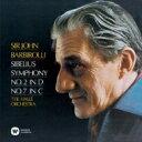 Composer: Sa Line - Sibelius シベリウス / Sym, 2, 7, : Barbirolli / Halle O 【CD】