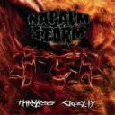 Artist Name: N - Napalm Storm / Harmless Cruelty 【CD】