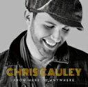 艺人名: C - Chris Cauley (Dance) / From Here To Anywhere 【CD】