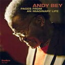 Artist Name: A - Andy Bey / Pages From An Imaginary Life 輸入盤 【CD】