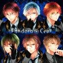 Ceui セイ / Pandora / PSP・PSP Vitaゲーム『カレイドイヴ』OP主題歌 【CD Maxi】
