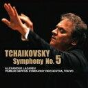 Composer: Ta Line - Tchaikovsky チャイコフスキー / 交響曲第5番 ラザレフ&読売日本交響楽団 【BLU-SPEC CD 2】