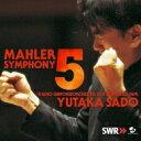 作曲家名: Ma行 - Mahler マーラー / 交響曲第5番 佐渡裕&シュトゥットガルト放送交響楽団 【BLU-SPEC CD 2】