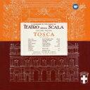 古典 - Puccini プッチーニ / 『トスカ』全曲 サーバタ&スカラ座、カラス、ディ・ステーファノ、ゴッビ、他(1953 モノラル)(2CD) 輸入盤 【CD】