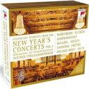 作曲家名: Na行 - 【送料無料】 New Year's Concert ニューイヤーコンサート / 『レジェンダリー・モーメンツ・オブ・ニューイヤー・コンサート』2 ウィーン・フィル、C.クライバー、カラヤン、マゼール、メータ(3CD+DVD) 輸入盤 【CD】