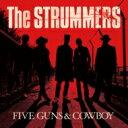 艺人名: Sa行 - Strummers ストラマーズ / FIVE GUNS & COWBOY 【CD】