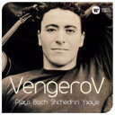 Ysaye イザイ / Sonatas For Violin, 2, 4, 6, : Vengerov +j.s.bach, Shchedrin 【CD】