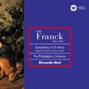 Composer: Ha Line - Franck フランク / Symphony, Le Chasseur Maudit: Muti / Philadelphia O 【CD】