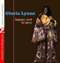 藝人名: G - Gloria Lynne / Happy And In Love 輸入盤 【CD】