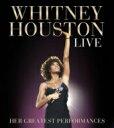 藝人名: W - 【送料無料】 Whitney Houston ホイットニーヒューストン / Whitney Houston Live 【CD】